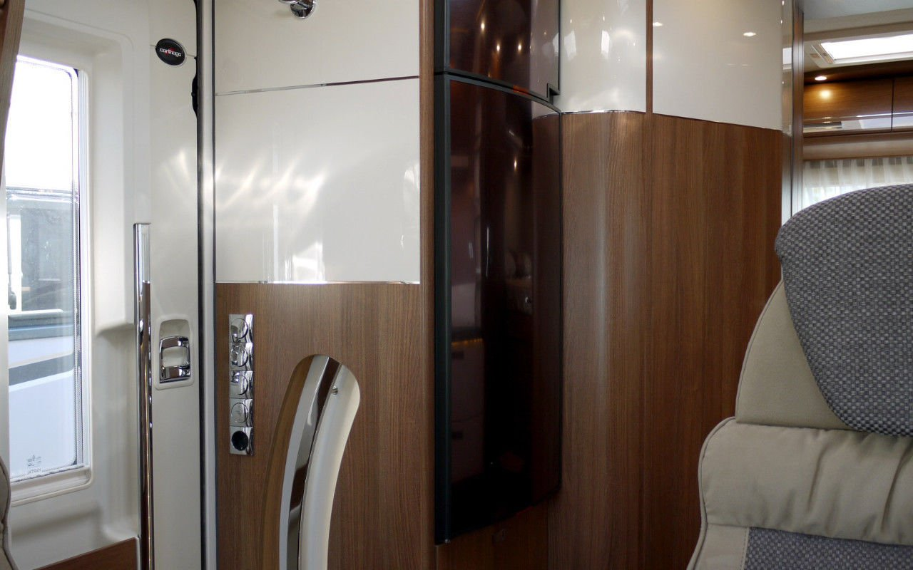 Integrierter CARTHAGO c-tourer I 142 bei Caravan-Herrmann in Mülheim an der Ruhr