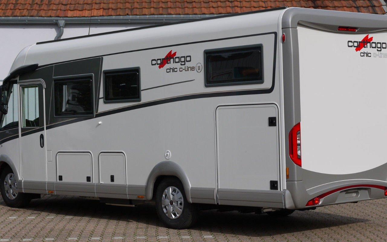 Kastenwagen MALIBU Van 600 DB bei Caravan-Herrmann in Mülheim an der Ruhr
