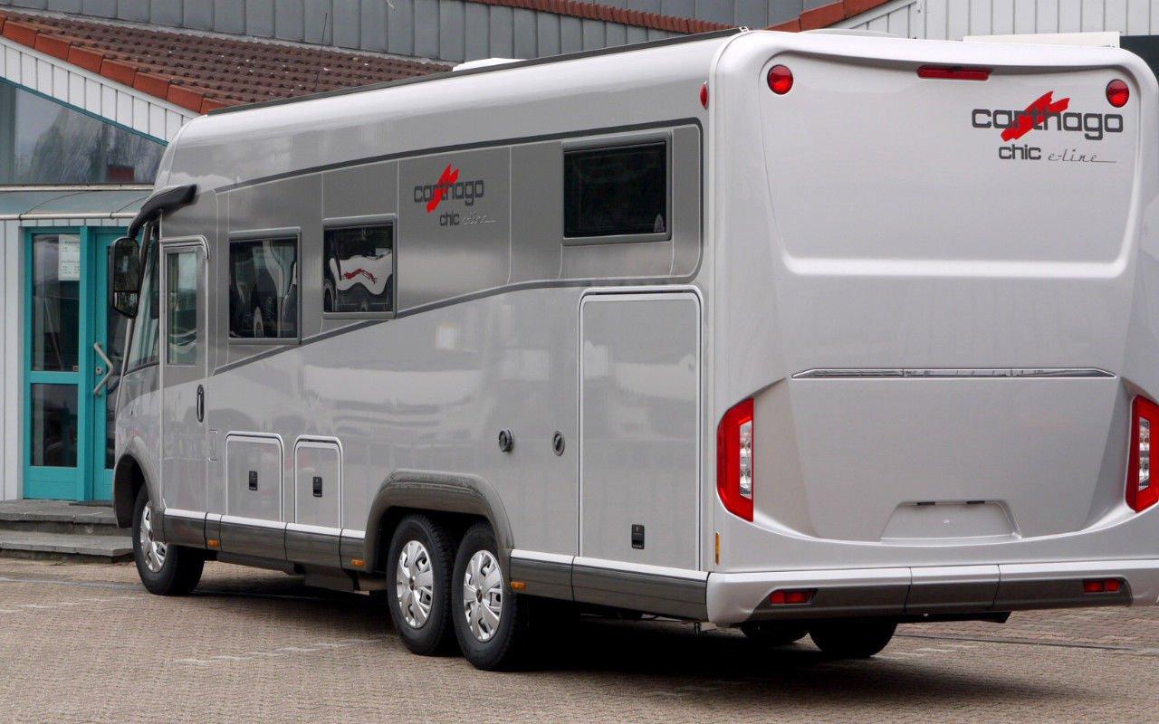Kastenwagen MALIBU Van 600 DB Charming bei Caravan-Herrmann in Mülheim an der Ruhr
