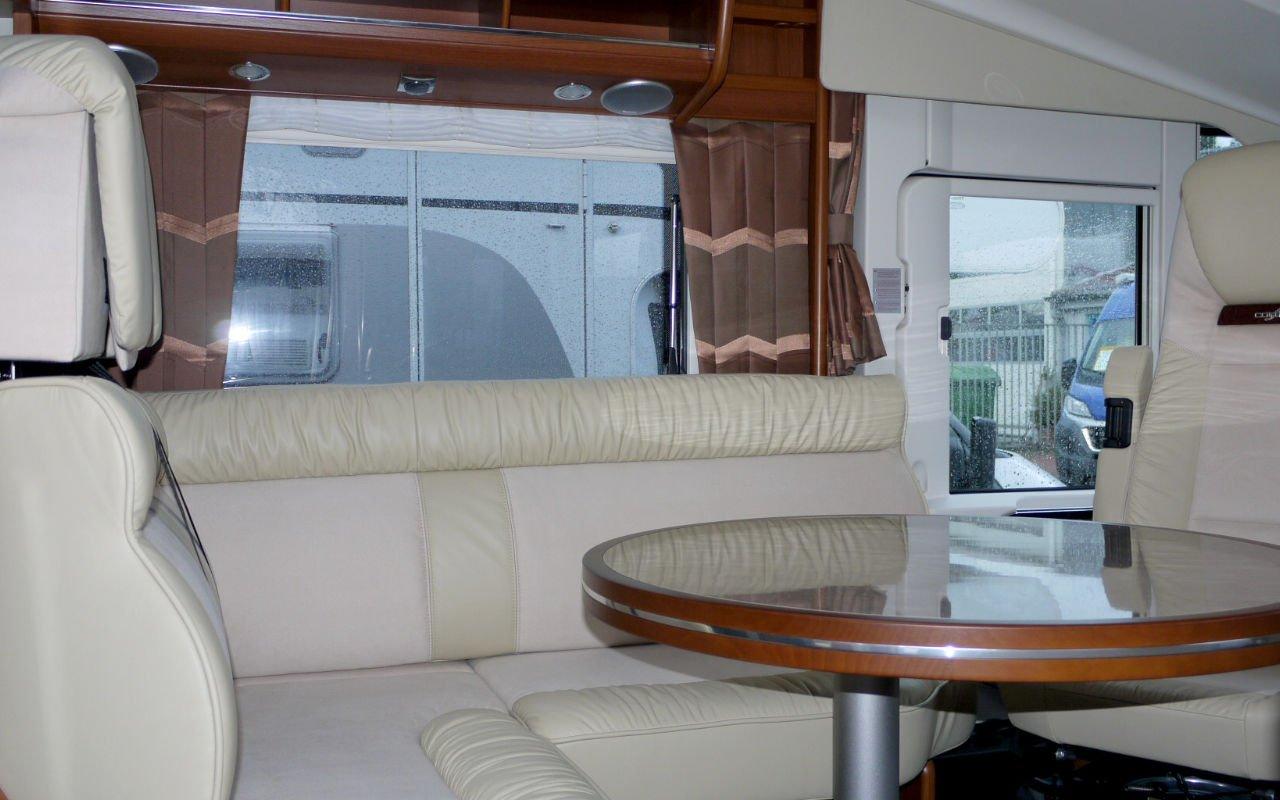 Integrierter CARTHAGO chic e-line I 50 linerclass. NPE: 139.585,-- ¤ bei Caravan-Herrmann in Mülheim an der Ruhr