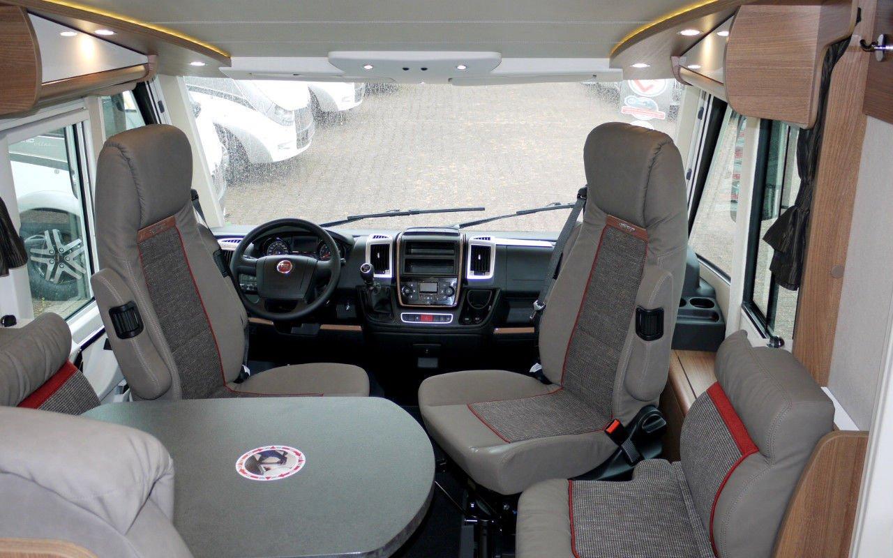 Integrierter CARTHAGO c-tourer I 143. Modell 2018 bei Caravan-Herrmann in Mülheim an der Ruhr