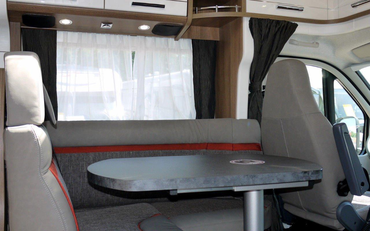 Teilintegrierter CARTHAGO c-tourer T 149 AL-KO. Modell 2018 bei Caravan-Herrmann in Mülheim an der Ruhr