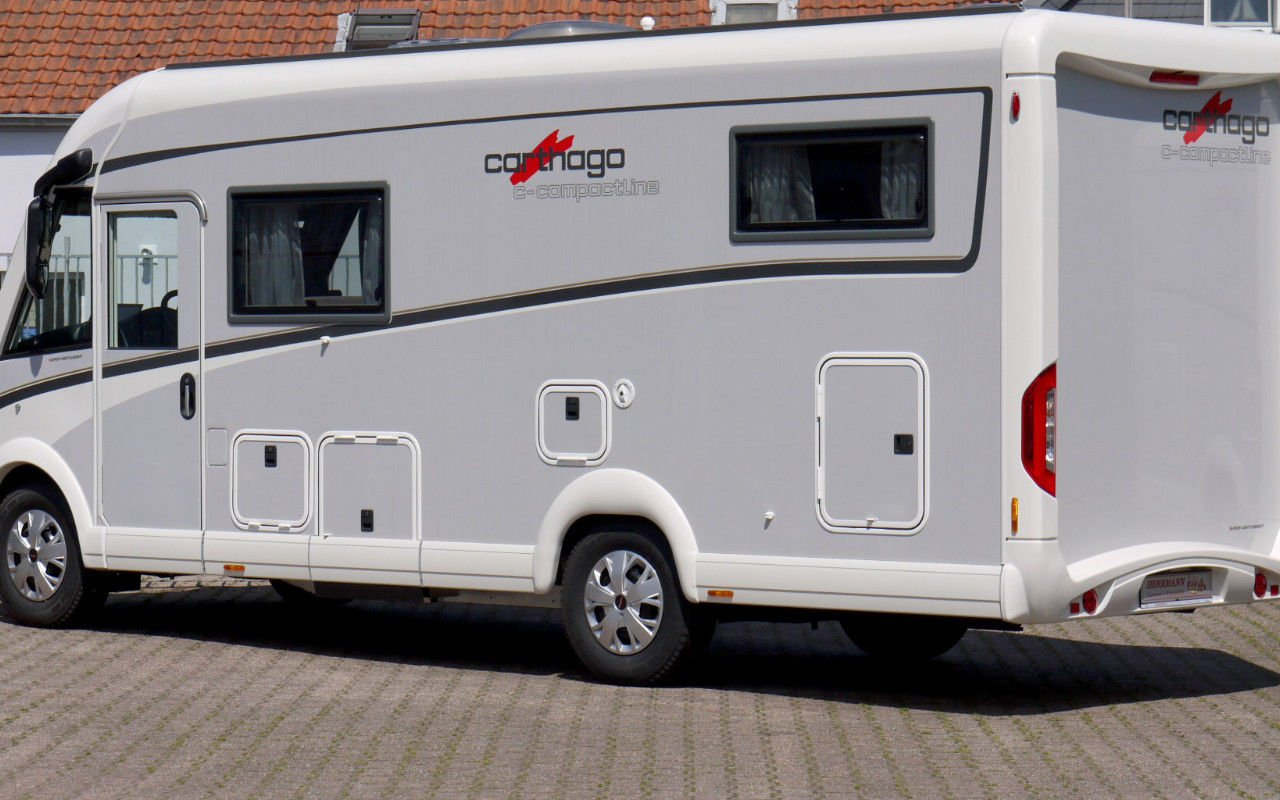 Integrierter CARTHAGO c-compactline I 143 bei Caravan-Herrmann in Mülheim an der Ruhr