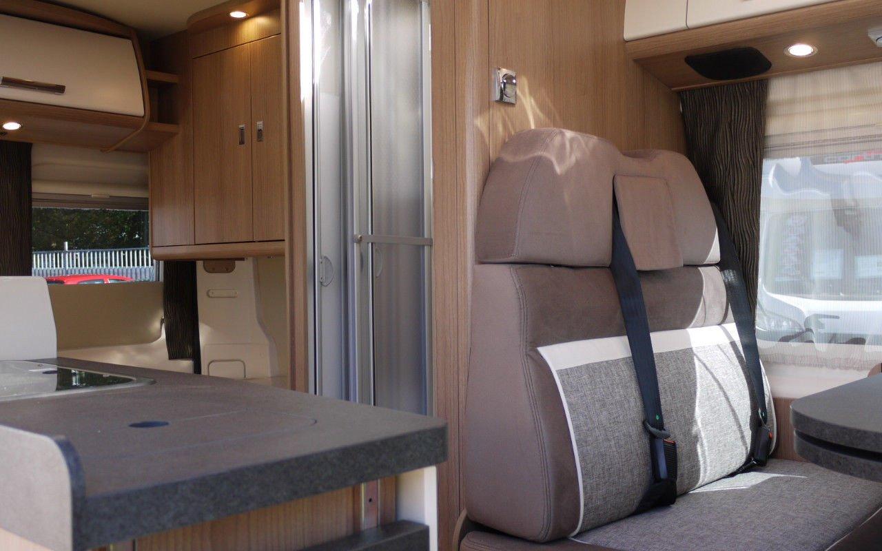 Kastenwagen MALIBU Van 540. Modell 2019 bei Caravan-Herrmann in Mülheim an der Ruhr