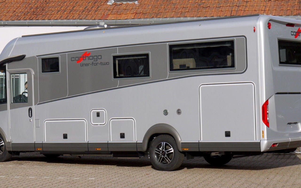 Integrierter CARTHAGO chic s-plus I 58 XL. NPE: 196.085,-- ¤ bei Caravan-Herrmann in Mülheim an der Ruhr