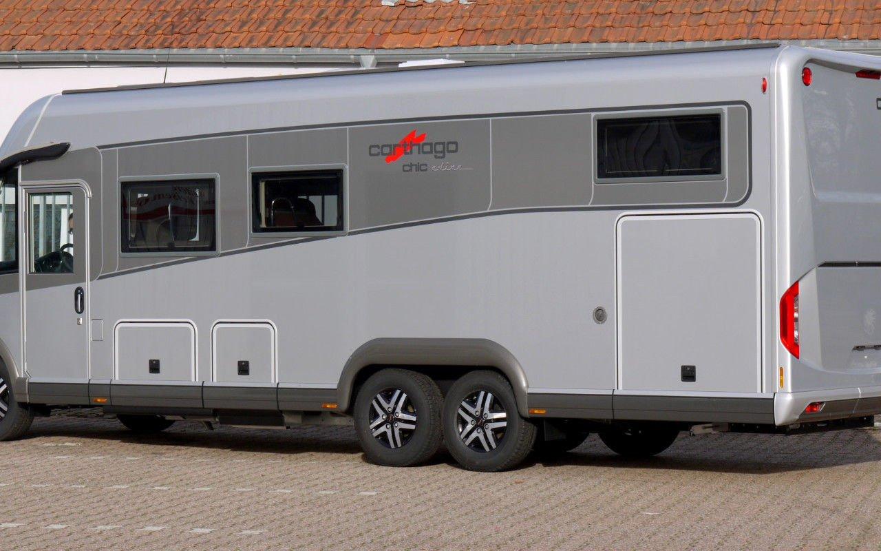 Integrierter CONCORDE Credo I 693 H bei Caravan-Herrmann in Mülheim an der Ruhr