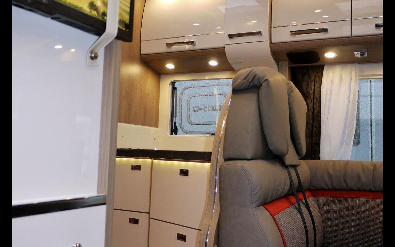 Integrierter CARTHAGO chic e-line I 51 linerclass. bei Caravan-Herrmann in Mülheim an der Ruhr