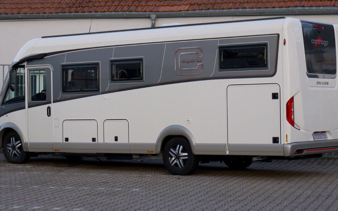 Integrierter CARTHAGO chic c-line  I 4.9 L SUPERIOR. Modell 2019 bei Caravan-Herrmann in Mülheim an der Ruhr