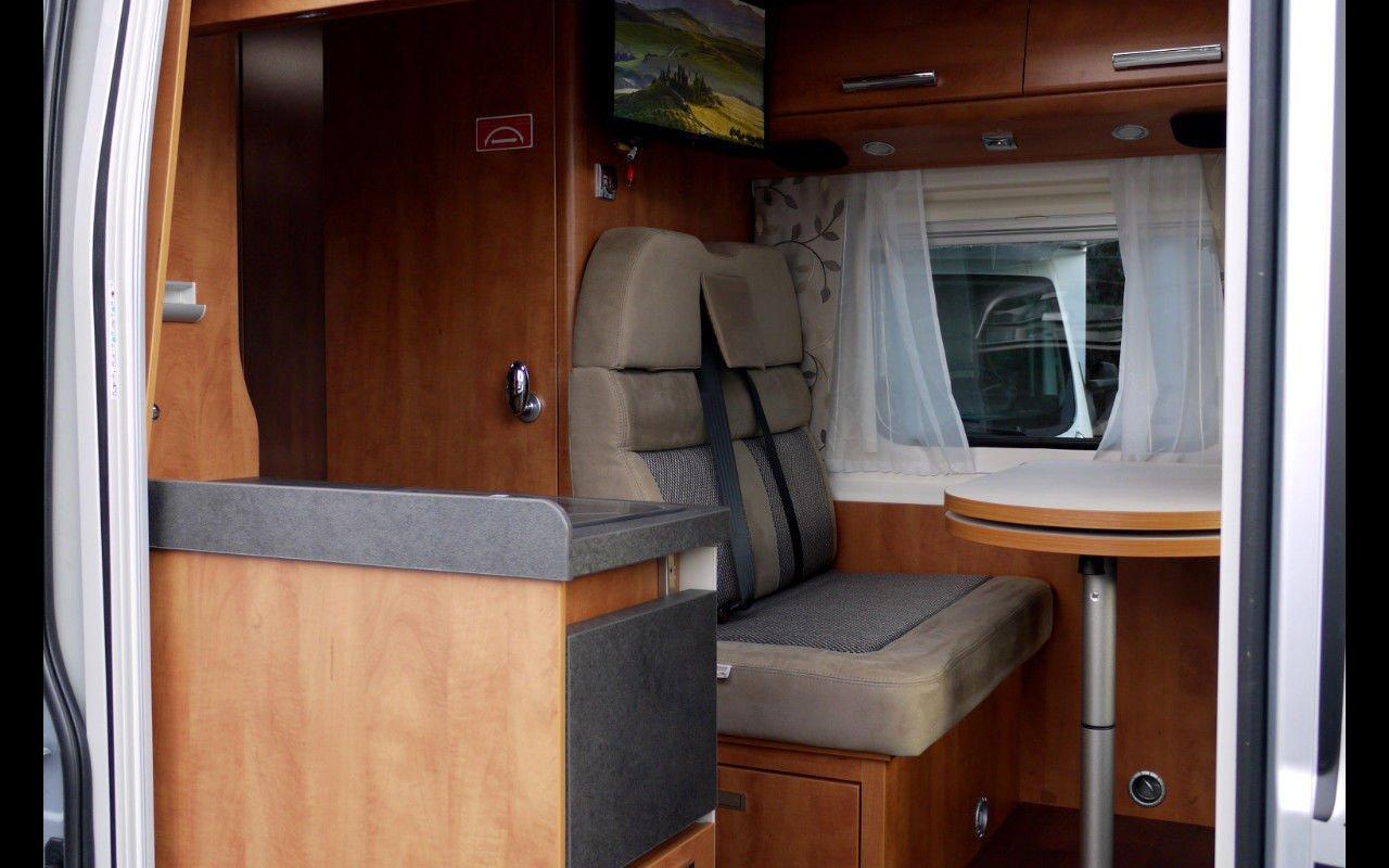 Kastenwagen MALIBU Van 600 DB. Modell 2019 bei Caravan-Herrmann in Mülheim an der Ruhr
