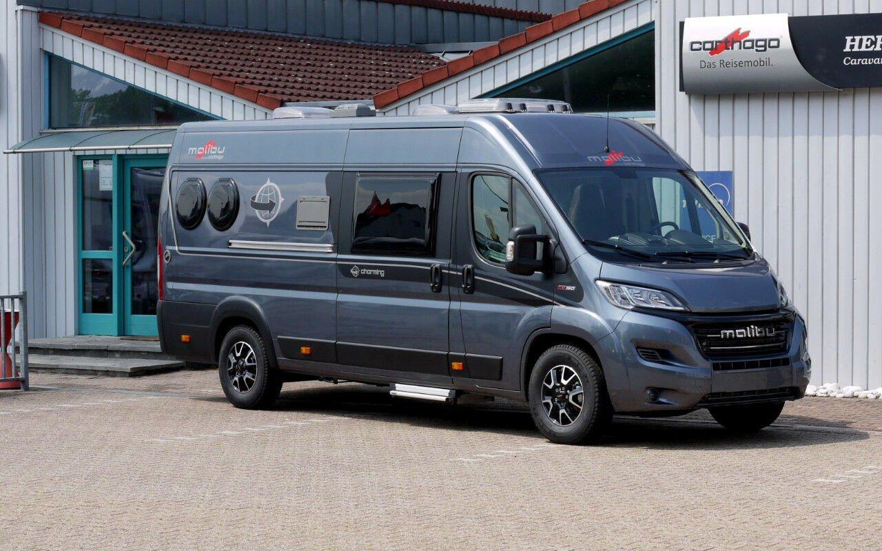 Integrierter CARTHAGO c-tourer I 148. Modell 2019 bei Caravan-Herrmann in Mülheim an der Ruhr